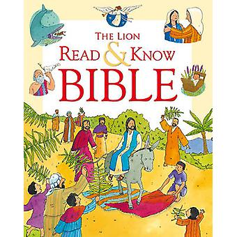 The Lion Read and Know Bible by Sophie Piper - Anthony  Lewis - 97807