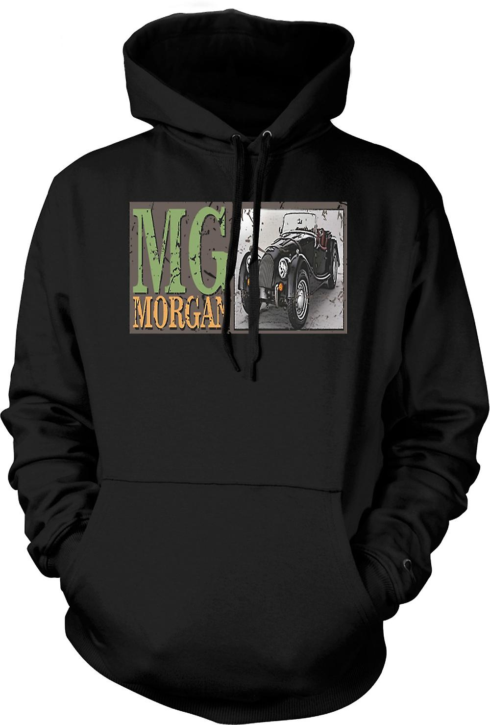 Kids Hoodie - Mg Morgan Classic