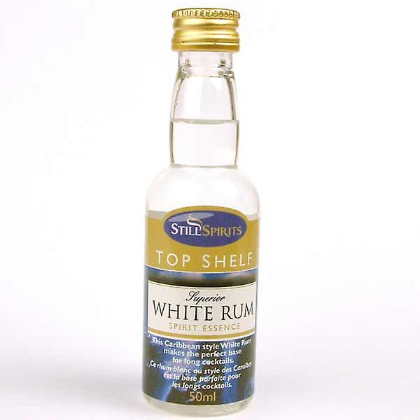 Top Shelf Spirits - White Rum