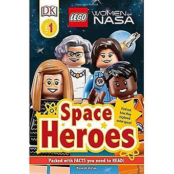 LEGO Women of NASA Space Heroes - DK Readers Level 1 (Hardback)
