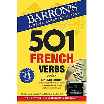 501 French Verbs (501 Series)