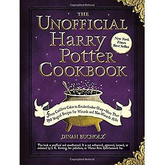 LE livre de recettes non officiel Harry Potter