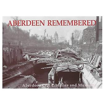 Aberdeen se souvenait (bibliothèques de la ville d'Aberdeen)