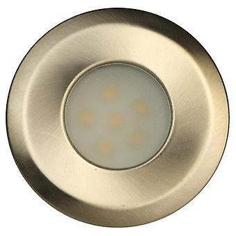 Luxform 2-set Alpha Ø70 spotlight - zilver