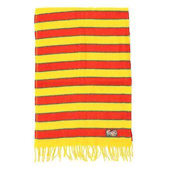 Kenzo Multicolor Wool Scarf