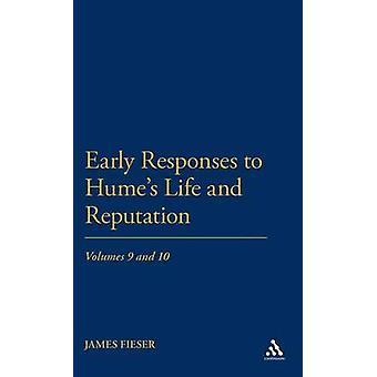 Primeras respuestas a vida Humes y reputación volúmenes 9 y 10 por Fieser