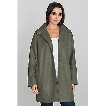 FIGL ladies jacket olive green