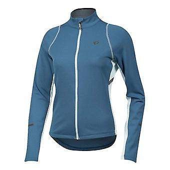Pearl Izumi Blue Steel-Skylight Select Escape Thermal Womens Long Sleeved Cyclin