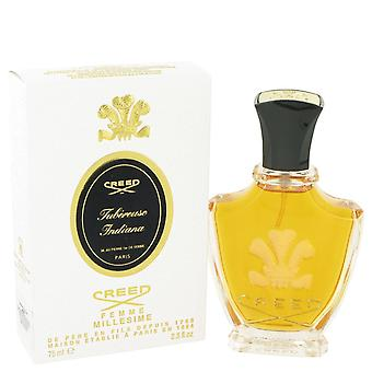 TUBEREUSE INDIANA av Creed Millesime Eau De Parfum Spray 2,5 oz/75 ml (kvinner)