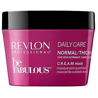 Revlon Be Fabulous Daily Care Normal Mask 200 ml (Kapilara , Maseczki)