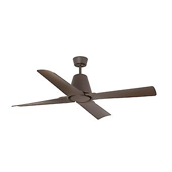 Energiesparender Outdoor-Cling-Fan Faro TYPHOON Brown
