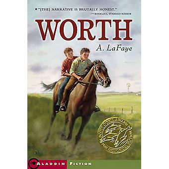 Worth by A LaFaye - 9781416916246 Book