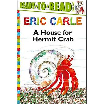 A House for Hermit Crab by Eric Carle - Eric Carle - 9781481409155 Bo