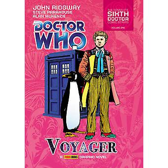 Doctor Who - Voyager - Collected Comic Strips from the Pages of the Off