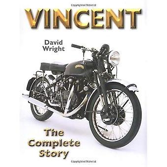 Vincent: La historia completa (Crowood Motoclassics)