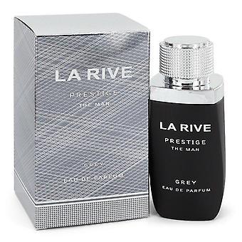 La Rive Prestige Grey Eau De Parfum Spray By La Rive 75 ml