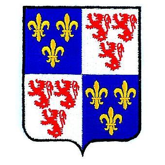 Patch Ecusson Brode Picardie Blason Arms Flag Region Heraldic