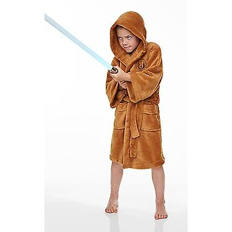 Jedi Star Wars Childrens Dressing Gown