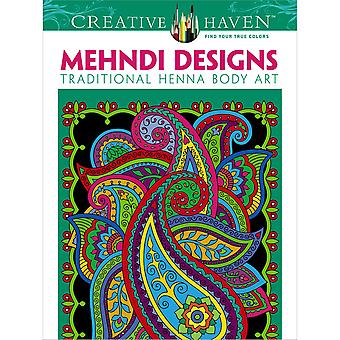 Dover Publications Creative Haven Mehndi Designs Dov 91269