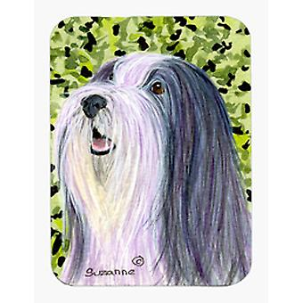 Bearded Collie Mouse Pad / Hot Pad / sottopentola