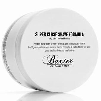 Baxter of California Super Close Formula Shaving Cream 240ml