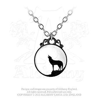 Alchemy Gothic Wolf hanger