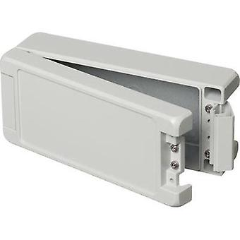 Universal enclosure 199 x 86 x 60 Aluminium Light grey (RAL 70