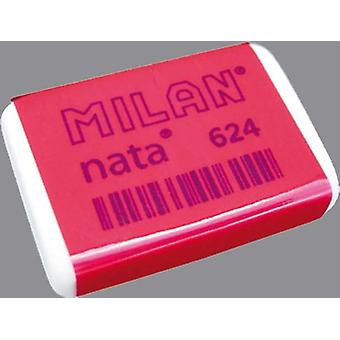 Milan Box 24 Gomas Plastic Band Nata box Celofan (Toys , School Zone , Drawing And Color)