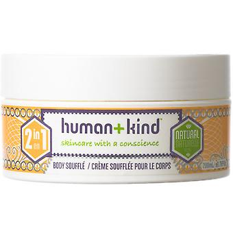 Human+Kind body Souffle (Woman , Cosmetics , Body Care , Moisturizer and nourishing)