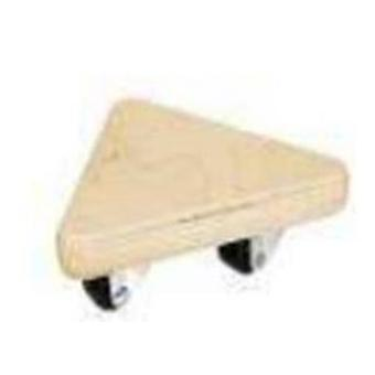 Lakot Stand with triangular wheels - Wood (DIY , Hardware , Home hardware , Others)