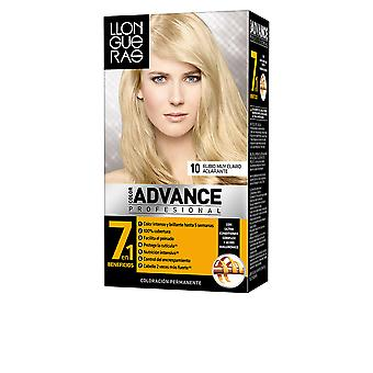 COLOR ADVANCE hair colour #10 rubio muy claro acl