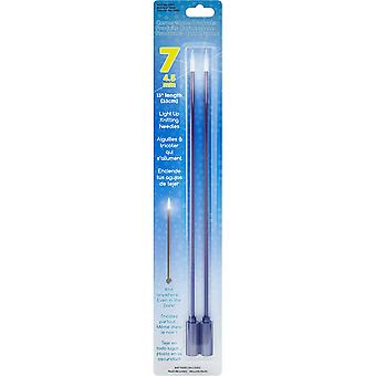 Knit Lite Knitting Needles-Size 7 KL3988