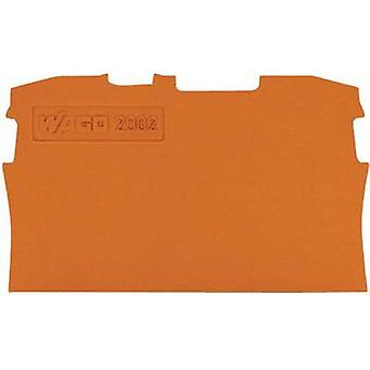 WAGO 2006-1292 Cover Plate Compatible with: 2-conductor-clamp
