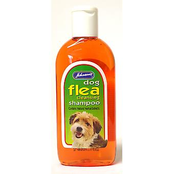 Jvp Dog Flea Cleansing Shampoo 125ml (Pack of 6)