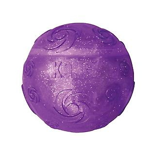 Kong Squeezz Crackle boll stor