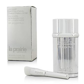 La Prairie Cellular Swiss Ice Crystal omvandla Cream SPF30 PA +++-#30 Beige 30ml / 1oz
