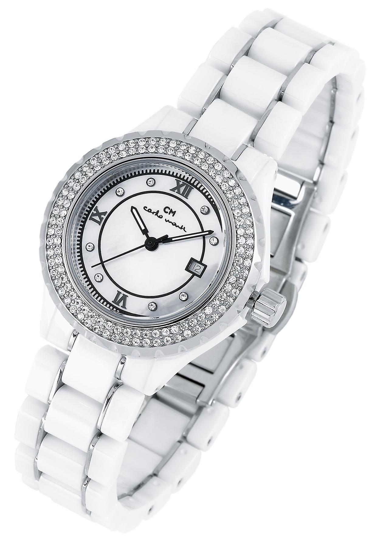 Carlo Monti Ladies Quartz Watch Piacenza CM201-186A