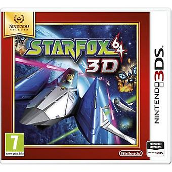 Nintendo Starfox 64 3D Selects 3Ds (Toys , Multimedia And Electronics , Video Games)
