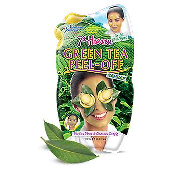 Montagne Jeunesse Peel Off Masque Green Tea - Green Tea