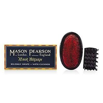 Mason Pearson Boar Bristle - Large Extra Military Pure Bistle Large Size Hair Bush (Dark Ruby) - 1pc