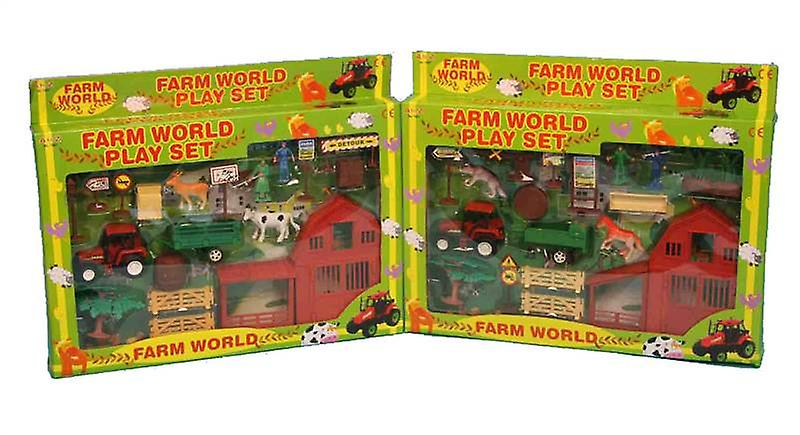 Farmyard Play Set