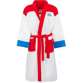 Suicide Squad Harley Quinn Bathrobe / Dressing Gown