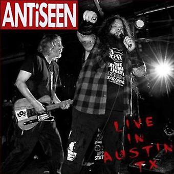 ANTiSEEN - Live i Austin Tx [Vinyl] USA importerer