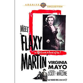 Flaxy Martin [DVD] USA import
