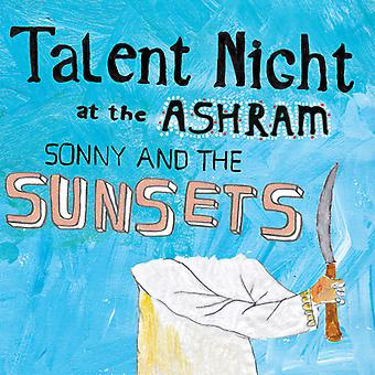 Sonny & de zonsondergangen - Talent Night at de Ashram [CD] USA import