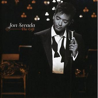 Jon Secada - Gift [CD] USA import