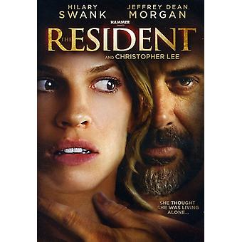 Resident [DVD] USA import