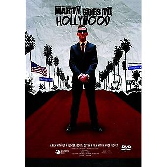 Marty går til Hollywood [DVD] USA import