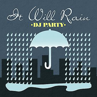 DJ Party - het zal regen [CD] USA import