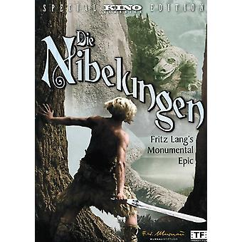 Die Nibelungen [DVD] USA import